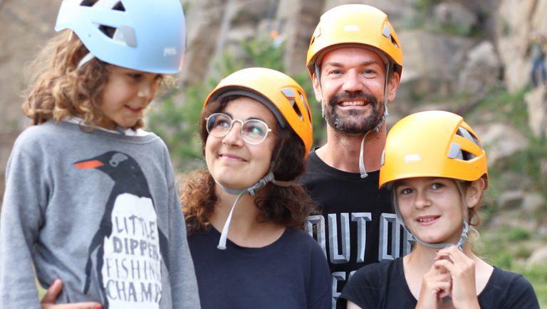 Familievenlig aktivitet på Bornholm